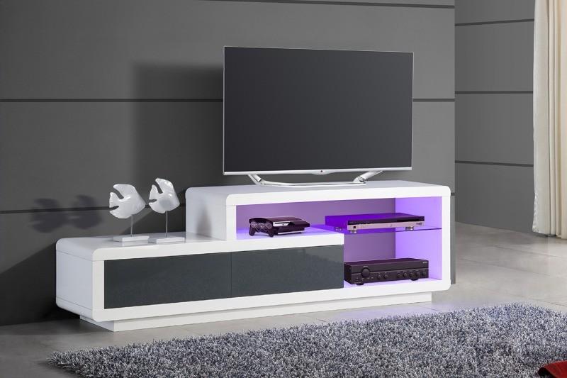 Mtv kuchi hogar donde todo me gusta - Meuble tv pas cher blanc laque ...