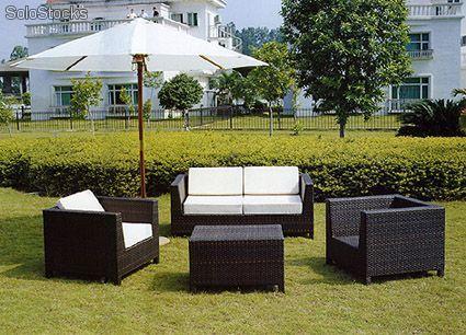 Set de muebles kuchi hogar donde todo me gusta for Muebles de jardin milanuncios
