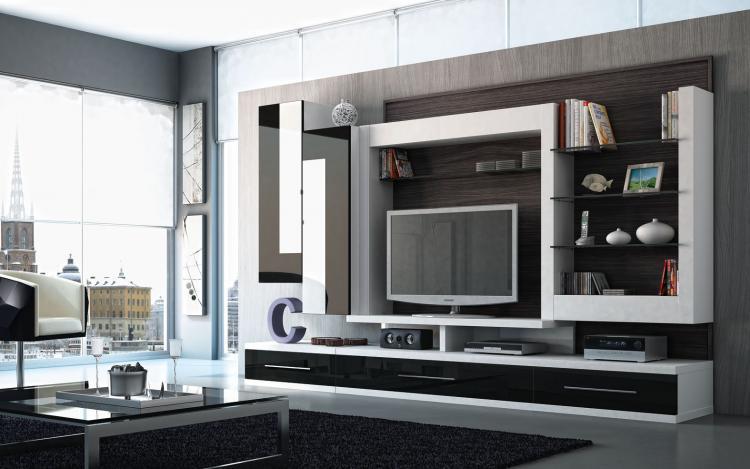 Mtv kuchi hogar donde todo me gusta for Muebles de sala para tv modernos